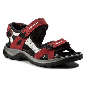 Sandály ECCO - Offroad 06956355287 Chili Red Concrete Black 4b81121396c