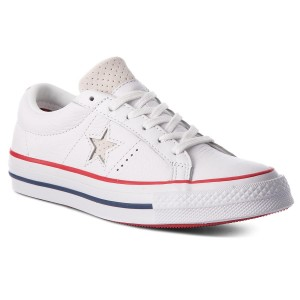 Tenisky CONVERSE One Star Ox 160624C White Gym Red White 492c797b8a