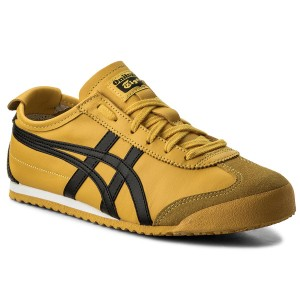 8a91d1ff8d0 Sneakersy ASICS - ONITSUKA TIGER Mexico 66 DL408 Yellow Black 0490