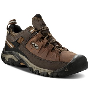Trekingová obuv KEEN - Targhee III Wp 1018568 Big Ben Golden Brown 93ee0bb904