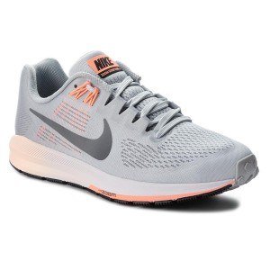 more photos 2be08 0ce70 Boty NIKE Air Zoom Structure 21 904701 008 Wolf Grey Dark Grey