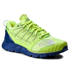 a00bc2161ba Boty THE NORTH FACE Ultra Endurance II T939IE4EL Dayglo Yellow Brit Blue
