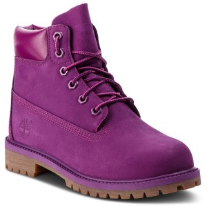 Turistická obuv TIMBERLAND - 6 In Premium Wp TB0A1VAZN981 Boot Grape Juice 13ba12f9c9