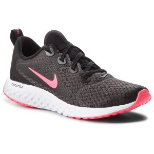 Boty NIKE Legend React (GS) AH9437 001 Black Racer Pink Anthracite 931d224a85