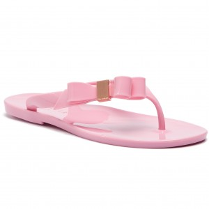 b07b9be86898 Žabky MELISSA - Braided Summer II + Sa 32520 Light Pink 01420 ...