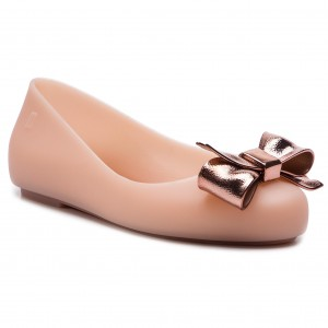 Baleríny MELISSA - Mel Space Love II Inf 32652 Pink Rose 52932 bfb818c5a6
