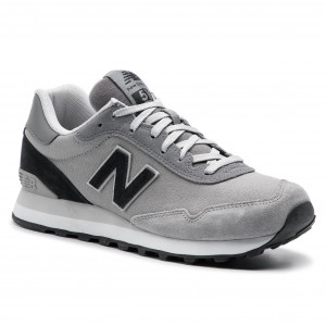 Sneakersy NEW BALANCE ML515CGG Šedá 9984b7dc40