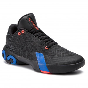 de27a7ad408 Boty NIKE - Jordan Ultyra Fly 3 Low AO6224 004 Black Black Pacific Blue