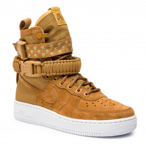 Boty NIKE - W Sf Af1 857872 203 Muted Bronze Muted Bronze 2c38fca6a15