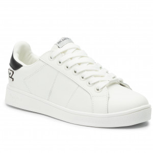 9110ca5d2 Sneakersy PEPE JEANS - Brompton Patch PLS30895 White 800