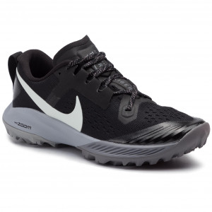 690e4974b Boty NIKE - Air Zoom Terra Kiger 5 AQ2220 001 Black/Barely Grey/Gumsmoke
