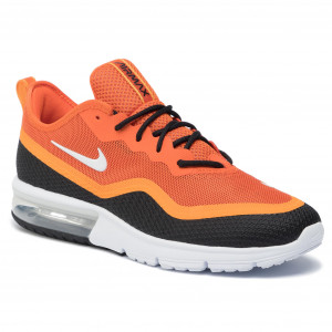 32c9c64b0 Boty NIKE - Air Max Sequent 4.5 BQ8822 800 Starfish/White/Black/Kumquat