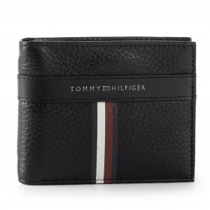 bec1f56cbf Malá pánská peněženka TOMMY HILFIGER - Corporate L Mini Cc Money Clip  AM0AM04805 002